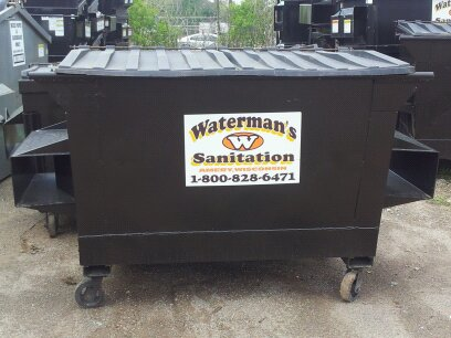 dumpster waste management